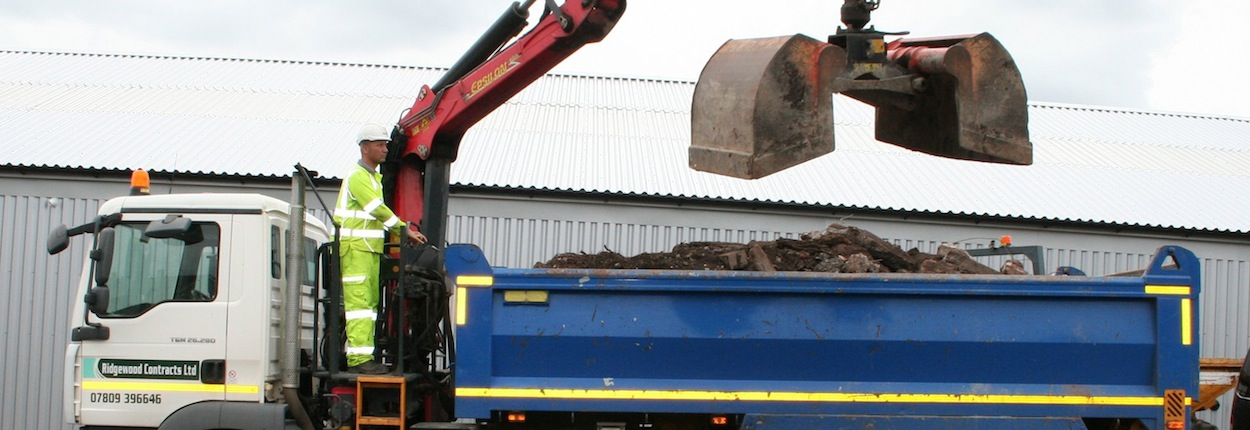 Waste Removal | Ridgewood Contracts